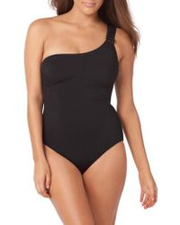Miraclesuit - Eclipse Gemini One-piece Swimsuit - Lyst