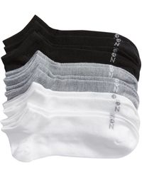 Zella 6-pack Liner Socks - Grey