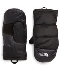 The North Face Nuptse Mittens - Black