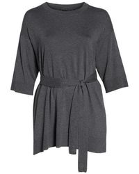 Eileen Fisher - Belted Tunic - Lyst