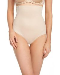 Tc Fine Intimates - Cooling High Waist Shaping Briefs - Lyst