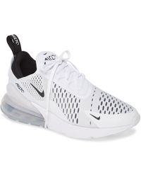 Nike Air Max 270 Running Shoes - White
