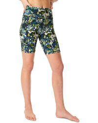Sweaty Betty - Super Sculpt High Waist Pocket Bike Shorts - Lyst