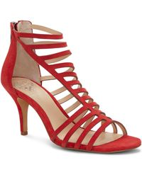 Vince Camuto - Petronia Asymmetrical Cage Sandal - Lyst