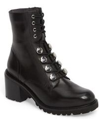Seychelles - Make It Count Lace-up Boot - Lyst