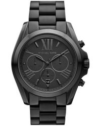 Michael Kors | Michael Kors 'bradshaw' Chronograph Bracelet Watch | Lyst