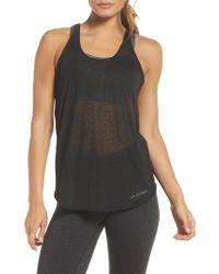 Brooks - Ghost Drilayer Racerback Tank - Lyst