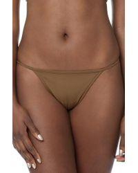 Nubian Skin - Naked G-string - Lyst