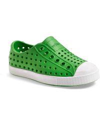 Native Shoes - Jefferson Water Friendly Slip-on Vegan Sneaker - Lyst