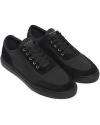 Harry's Of London Nimble Tech Sneaker - Black