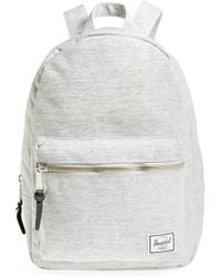 76a3835f520 Herschel Supply Co. X-small Grove Cotton Canvas Backpack in Natural ...