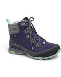 Ahnu 'sugarpine' Waterproof Boot - Blue