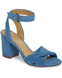 Splendid - Fairy Block Heel Sandal - Lyst