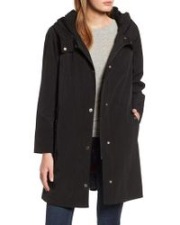Gallery - A-line Raincoat - Lyst
