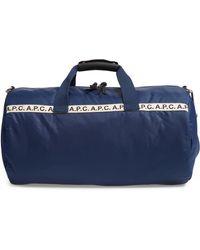 8882d775015f04 Lyst - Nordstrom Packable Nylon Duffel Bag in Gray