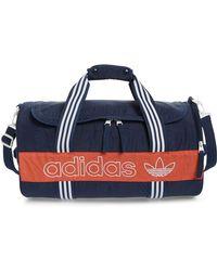 bd56cdab46 adidas Originals - Adidas Spirit Roll Duffel Bag - Lyst