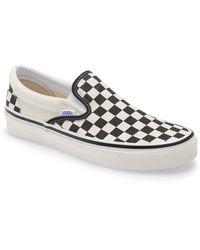 Vans Classic 98 Dx Slip-on Sneaker - Black