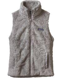 Patagonia Los Gatos Fleece Vest - Gray