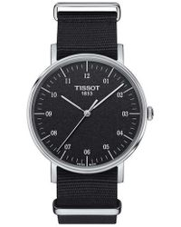 Tissot - Everytime Nato Strap Watch - Lyst