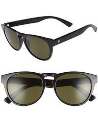 2149d6cdad2 Electric - Nashville Xl 52mm Sunglasses - Gloss Black  Grey Polar - Lyst