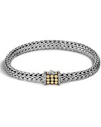 John Hardy - 'dot' Small Bracelet - Lyst