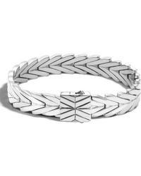 John Hardy | 'classic Chain' Bracelet | Lyst