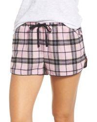 Make + Model - Pajama Shorts - Lyst