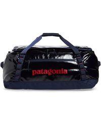 Patagonia Black Hole Water Repellent 55-liter Duffle Bag - Blue