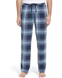 Nordstrom - Men's Fam Jam Microfleece Pajama Pants - Lyst