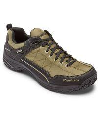 Dunham Cloud Plus Waterproof Hiking Shoe - Green