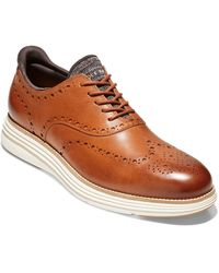 Cole Haan Original Grand Ultra Wingtip - Brown