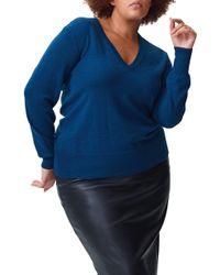 UNIVERSAL STANDARD - Phebe Wool Sweater - Lyst