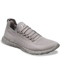 Athletic Propulsion Labs Techloom Breeze Knit Running Shoe - Gray
