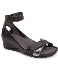 Wolky | Do Wedge Sandal | Lyst
