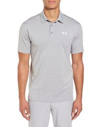 Under Armour - 'playoff' Short Sleeve Polo - Lyst
