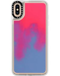 Casetify - Neon Sand Iphone Xs Max Case - Lyst