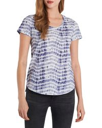 Vince Camuto - Sandy Waves Tee - Lyst