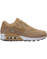 Nike - Air Max 90 Leather Casualwear Trainers - Lyst