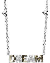 Lagos - Beloved Diamond Dream Chain Necklace - Lyst