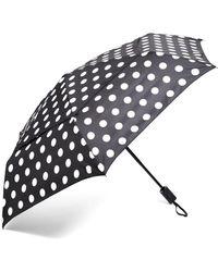 Shedrain Windpro Auto Open & Close Umbrella - Black