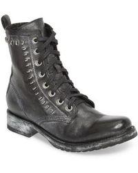 Frye - Veronica Rebel Combat Boot - Lyst