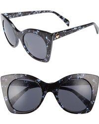 Draper James - 51mm Geometric Sunglasses - Lyst