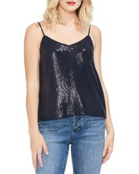 Vince Camuto - Sequin Camisole - Lyst