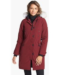 Canada Goose chateau parka replica official - Shop Women's Canada Goose Jackets | Lyst