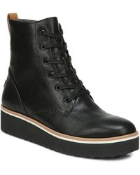 Dr. Scholls Local Platform Boot - Black