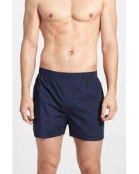 Polo Ralph Lauren - 3-pack Woven Cotton Boxers - Lyst