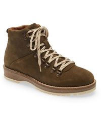 Shoe The Bear Lawrence Plain Toe Boot - Brown