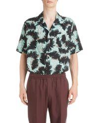 Givenchy - Rock Urchin Camp Shirt - Lyst