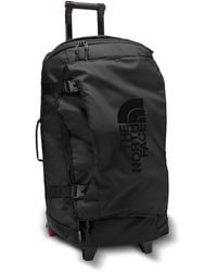 The North Face Rolling Thunder Wheeled Duffel Bag - Black