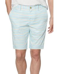 Original Penguin - Dobby Stripe Shorts - Lyst